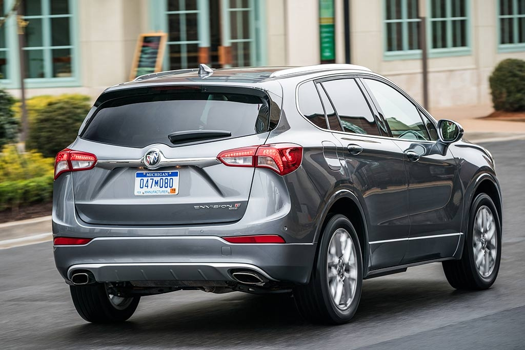 2020 buick envision review autotrader Buick Envision Reviews