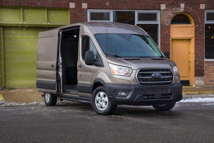 2020 ford transit first look edmunds Ford Transit Release Date