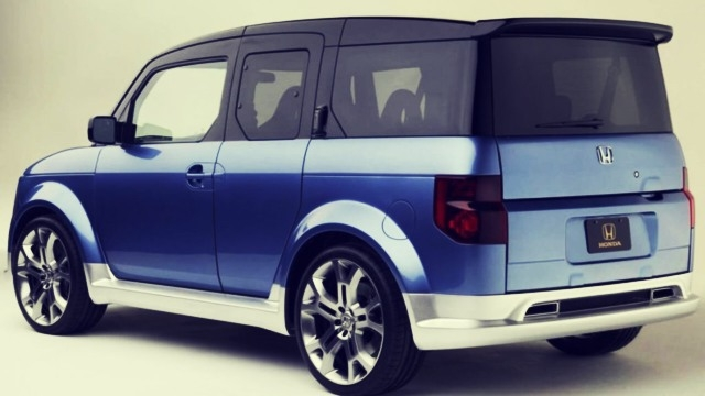 2020 honda element redesign colors usa release date Honda Element Release Date