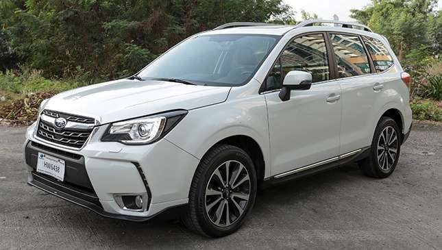 9 thoughts about the subaru forester xt Subaru Forester Philippines