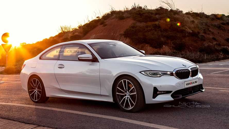 bmw 4 series renderings preview ba 8 series coupe Bmw 4 Series Release Date