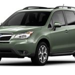 Body Side Molding Kit Colored Jasmine Green Set Of Four Subaru Forester Jasmine Green