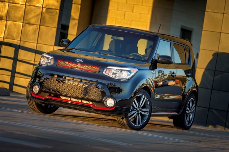 does the new kia soul have all wheel drive Kia Soul All Wheel Drive