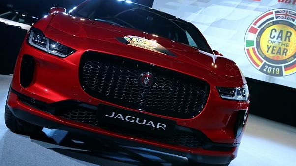 european car of the year 2019 jaguars all electric i pace Jaguar Car Of The Year