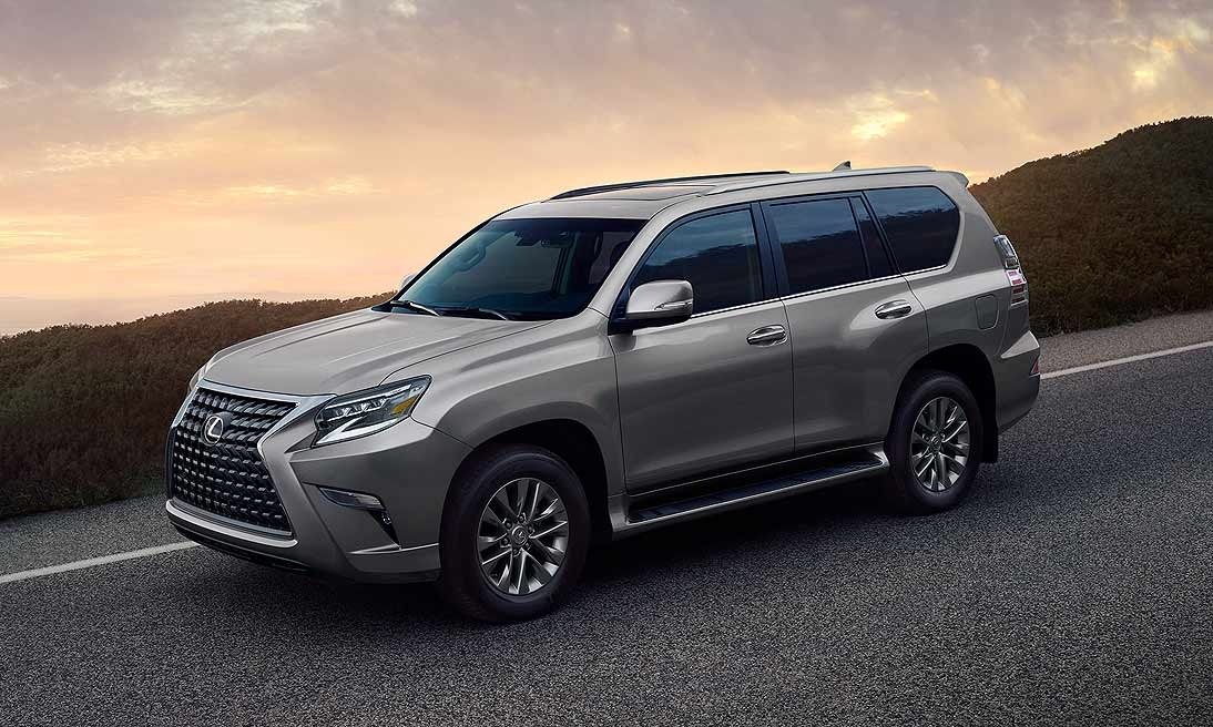 freshened 2020 lexus gx 460 gets new look off road toys Lexus Gx Body Style Change