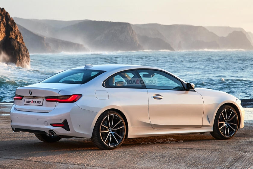 new bmw 4 series will be a stunning coupe carbuzz Bmw 4 Series Release Date