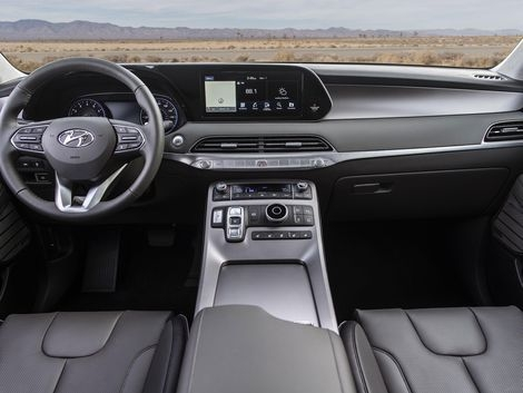 the 2020 hyundai palisade is a boldly styled three row Hyundai Palisade Interior