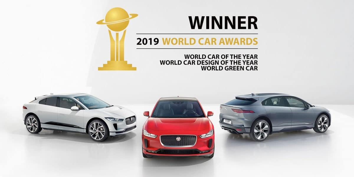 2019 jaguar i pace wilde jaguar sarasota Jaguar I Pace Car Of The Year