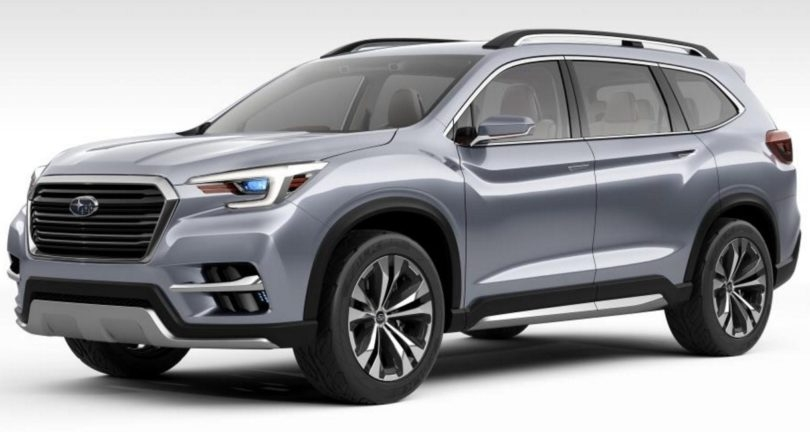 2019 subaru ascent price release date specs interior design Subaru Ascent Release Date