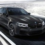 2020 bmw m5 edition 35 years debuts as a sinister 617 hp sedan Bmw M5 Edition 35 Years