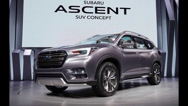 2020 subaru ascent interior release date changes 2020 Subaru Ascent Release Date