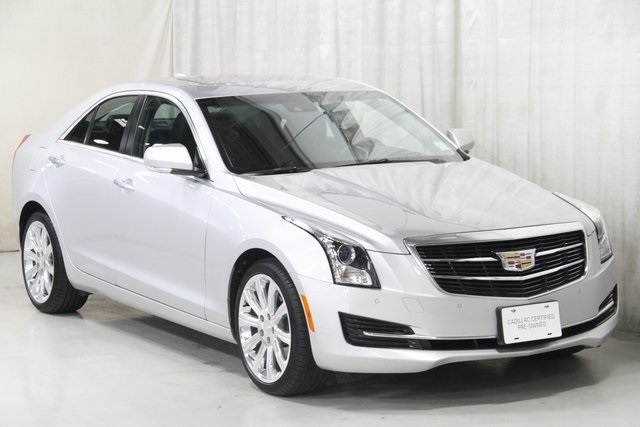 certified pre owned 2017 cadillac ats 20l turbo luxury with navigation awd Cadillac Ats 2.0l Turbo Luxury