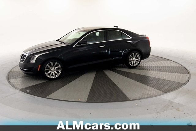 pre owned 2017 cadillac ats 20l turbo luxury with navigation Cadillac Ats 2.0l Turbo Luxury