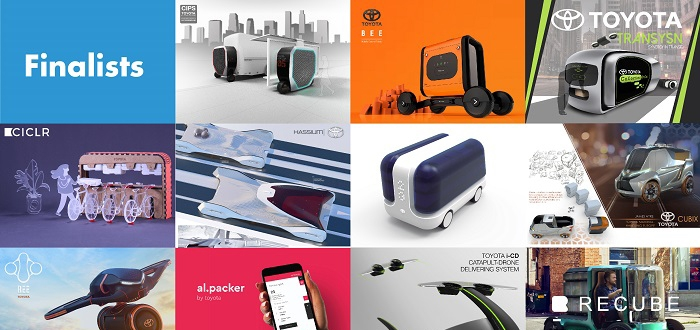 toyota logistic design competition now open for public Toyota Design Competition