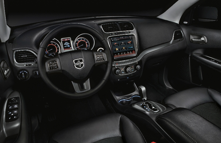 how many passengers can the 2020 dodge journey seat Dodge Journey Interior