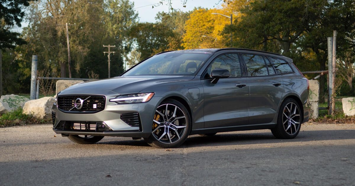 2020 volvo v60 polestar engineered review a potent plug in Volvo S60 Polestar 2020