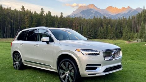 2020 volvo xc90 first drive review an improvement worth Volvo Xc90 Model Year 2020