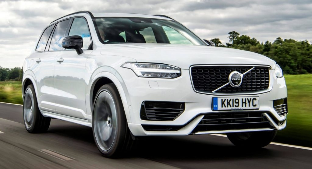 2020 volvo xc90 launches in great britain from 52235 Volvo Xc90 Facelift 2020 Uk