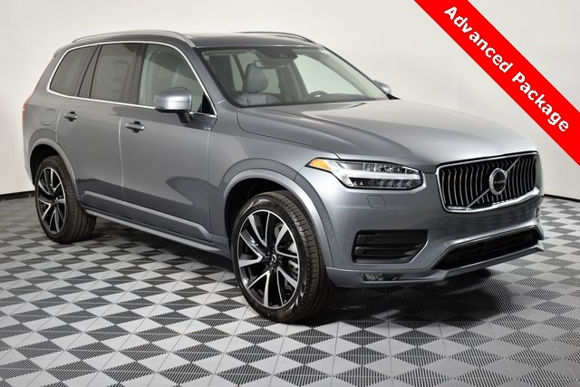 new 2020 volvo xc90 t6 momentum with navigation awd 5 miles Volvo New Xc90 2020