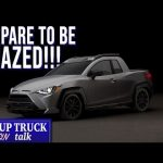 toyota yaris pickup announced never coming to dealer lots Toyota Yaris Adventure