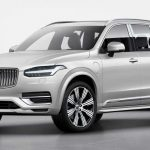 volvo xc90 facelift unveiled with kers for better fuel Volvo Xc90 Facelift 2020 Uk