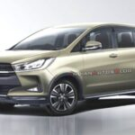 Amazing 2020 toyota innova crysta facelift rendered with stylish Toyota Innova 2020 Price In India Concept