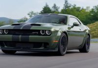 1200 horsepower challenger srt hellcat redeye could be a Dodge Hellcat Horsepower