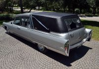 1966 cadillac crown sovereign funeral coach landau hearse Cadillac Funeral Coach