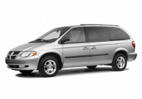 2004 dodge grand caravan specs price mpg reviews cars Dodge Grand Caravan Dimensions