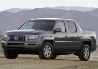 2006 honda ridgeline review ratings edmunds Honda Ridgeline Review