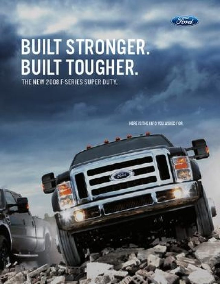 Permalink to Ford Super Duty Brochure