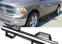 2020 2020 dodge ram 3500 quad cab ikon v2 style running boards side step nerf bars Dodge Ram Quad Cab Running Boards