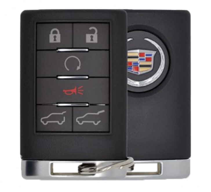 Permalink to Cadillac Escalade Key Fob