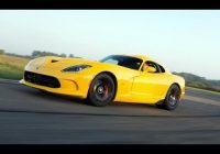 2020 srt viper first drive review car and driver Dodge Viper Car And Driver