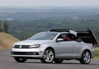 2013 volkswagen eos new car review autotrader Volkswagen Hardtop Convertible