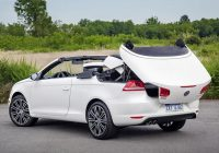 2020 volkswagen eos new car review autotrader Volkswagen Hardtop Convertible