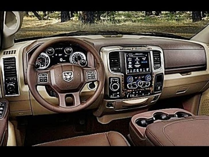Permalink to Dodge Ram 2500 Interior