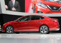 2016 nissan sentra gets heavy mid cycle redesign Nissan Sentra Redesign