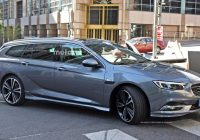 2020 opel insignia sedan and wagon break cover Opel Insignia Station Wagon