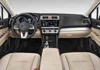 2020 subaru legacy 48 interior photos us news world Subaru Legacy Interior
