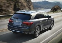 2018 acura mdx new car review autotrader Difference Between 2018 And Acura Mdx