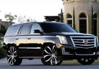 2018 cadillac escalade body style changes 2018 2019 best Cadillac Escalade Body Style Change