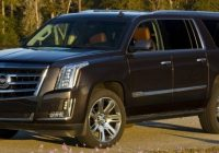 2020 cadillac escalade esv updates changes gm authority Cadillac Escalade New Features
