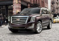 2020 cadillac escalade review trims specs and price carbuzz Cadillac Escalade Msrp