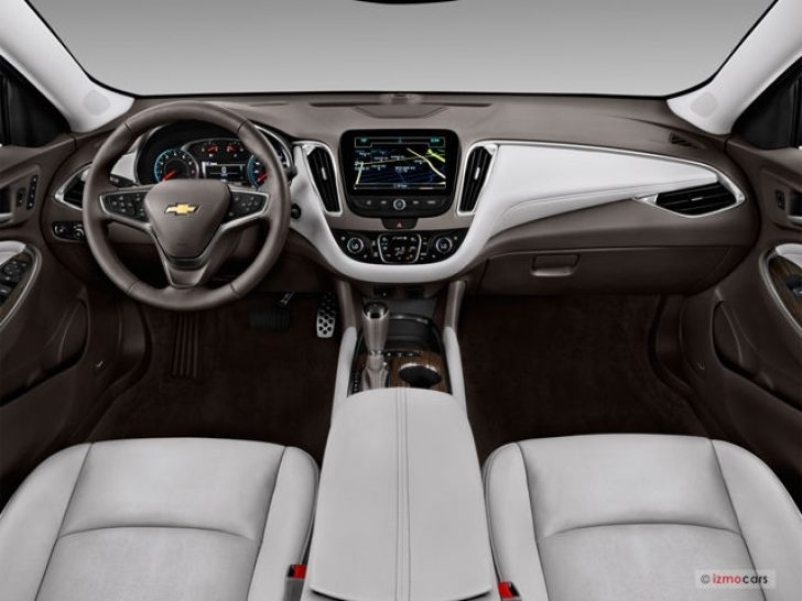 Permalink to Chevrolet Malibu Interior