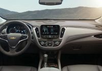 2018 chevrolet malibu interior features chevy mylink wi fi Chevrolet Malibu Interior