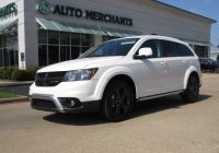 2020 dodge journey crossroad fwd quick order package 28s crossroad 3rd row seating backup camera climate control Dodge Journey Crossroad
