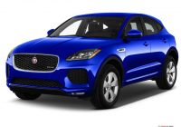 2020 jaguar e pace prices reviews and pictures us news Jaguar I Pace Model Year