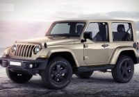 2020 jeep wrangler release date and redesign cars jeep Jeep Wrangler Release Date