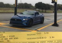 2018 mustang gt 14 mile time lmr Ford Mustang Quarter Mile